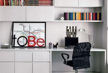 Decor/Office / by Solange Rennó