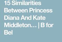 Diana und Kate