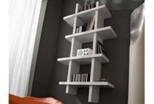 Libreria design / Selezione di librerie e composizioni libreria dal design moderno.