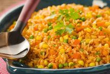 pâtes riz