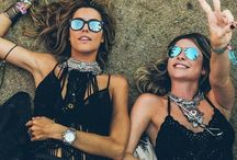 Sunnies / Frame your festival with a pic of 2015's hottest shades