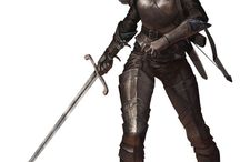 RPG postacie