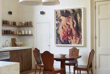 interior design: rose uniacke