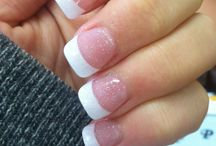 Nails / Cute nail ideas / by Mackenzie Urias