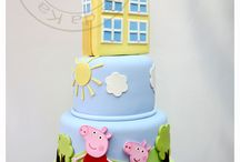 Peppa Birthday Party / party, birthday, peppa pig