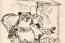 Childhood Memories / Childhood books and illustrations