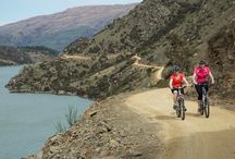 """Roxburgh Gorge Trail / The Roxburgh Gorge Trail is one of the """"Great Rides"""" of the Nga Haerenga, New Zealand Cycle Trail.  Excellent for walking and cycling experiences."""