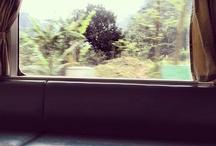 By train!!! / by Alesandra Forte