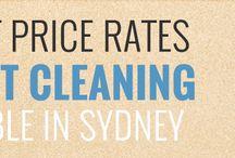 Carpet Cleaning Sydney / Carpet Cleaning Sydney