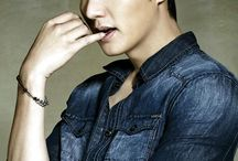 Lee Min Ho Guess Jeans
