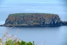 Rathlin Island / where some of my ancestors are from