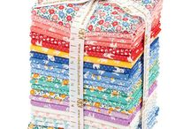 Kimberly's Fabric Bundles / Fabric Bundles of high quality cotton for quilting and sewing. Made from Moda, Riley Blake, and other major fabric companies.