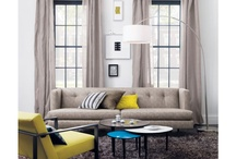 Interiors / I am so inspired by interior design, bright colours in the home and a mix of modern and vintage furniture. I think a home should reflect your family and all the things you like and places you have been.