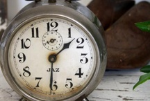 Pendule, horloge, réveil