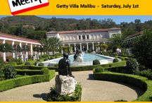 Join Us at the Art History Meetup at Getty Villa July 1st, 2017