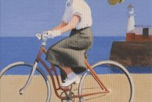 Alan Kingsbury / by Art Cove Greeting Cards and Blog