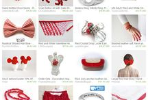 treasury lists by etsy members...with my creations