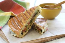 Sandwiches, Wraps and Paninis / by Michelle Witkowski