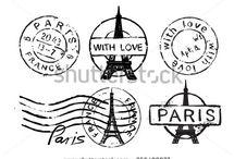Paris tattoo