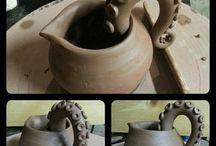 ceramic decorations