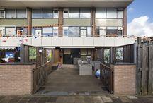 Leuk Huis te koop in Katwijk met garage en tuin