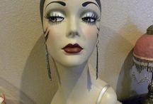 Art Deco / Vintage Mannequin