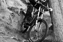 Downhill mountain biking / Does what it says on the tin to be honest.