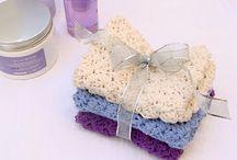 Crochet and Knitting / by Amanda Yeakel