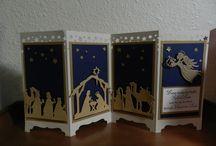 card christmas tutorial