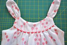 vauvan/lasten mekot yms