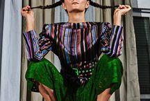 Praga Południe / Fashion Editorial  Photo: Daniel Korzewa  Stylist: Nana Chomik Make-up: Kasia Biały Model: Lidia Prus  Hair: Aneta Szczepankiewicz Photo Assistant: Augustyn Bordian