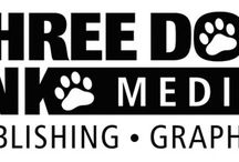 Three Dog Ink / Learn more about Three Dog Ink Media at www.OBXentertainment.com/localbuzz/threedogink