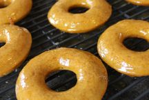 {Baking} Donuts - baked and glazed