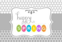 Spring Ideas / spring, St. Patrick's Day, Easter