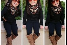 Adorable kids fashion ★ / by Trevor-Ashley Daley