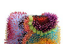 Excentrique coloré idées astuces
