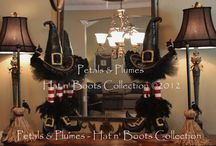Centerpieces and Table Decorations / by Petals & Plumes- Angie Etheridge(owner/designer)