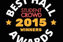 The Best 50 Halls in 2015 / Reviewed by Students : The Best 50 Halls in 2015!