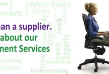 DSE Services / We offer display screen & specialist chair assessments, DSE assessor & advanced courses and product training