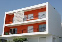architecture années 50 à Royan