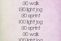 Running Information