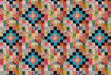 """Quilt ideas using 2.5"""" squares"""