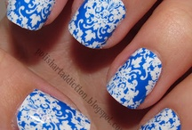 Nail Creations & Designs.  / by Jackie Pena