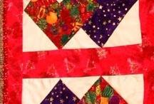 Podkładki patchworkowe