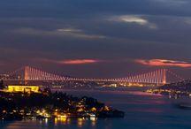 İstanbul - Istanbul / Sana dün bir tepeden baktım aziz İstanbul...
