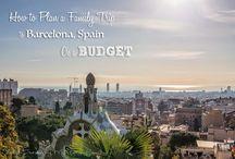 Travel: Barcelona, Spain