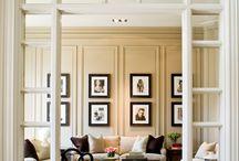 eclectic livingrooms