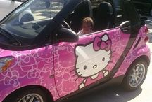 hello kitty / Obsessed with Hello Kitty