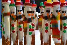 kerstzoutjes