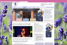 Becoming an NYR organic Independent Consultant / The simplicity and benefits of becoming an NYR Organic consultant and selling the glorious Neal's Yard Remedies Organic skincare, essential oils and herbal remedies